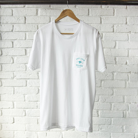 Drifter T-Shirt - White