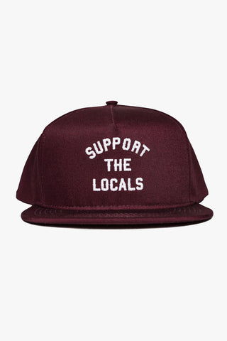 Local Love Dad Hat Black