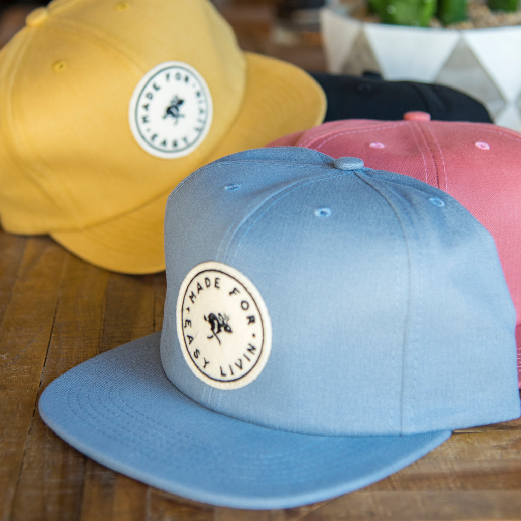 WEEKENDER STRAPBACK - Honey