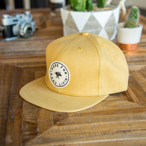 Dog Days Camp Hat - Aqua