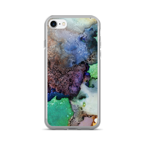 Abstract iPhone 7/7 Plus Case