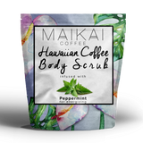 Body Scrub: Coffee & Peppermint