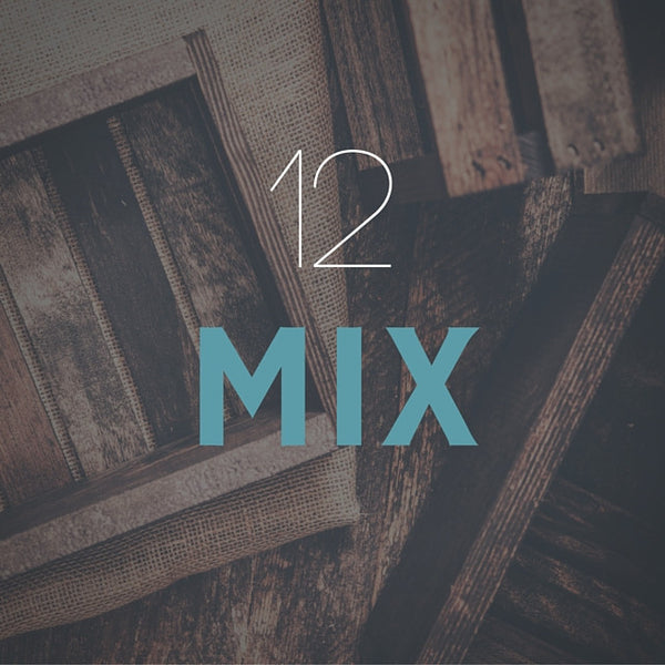 12 Bottle - Mix