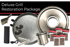 Deluxe Grill Restoration Package