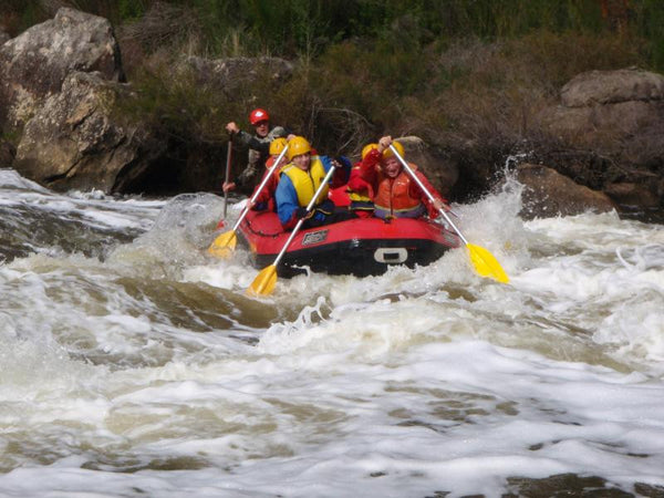 Avon River Rafting - Perth