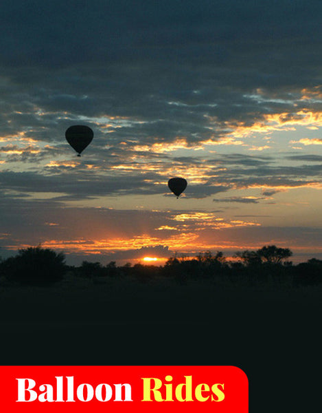 Hot Air Balloon - Alice Springs