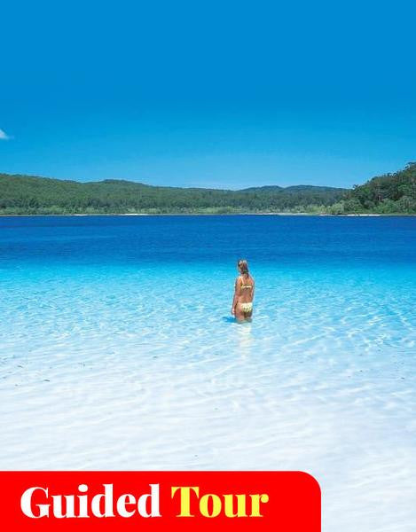 Fraser Island Cool Dingo 2 Day/1 Night Guided Tour - Ex Rainbow Beach returns to Hervey Bay