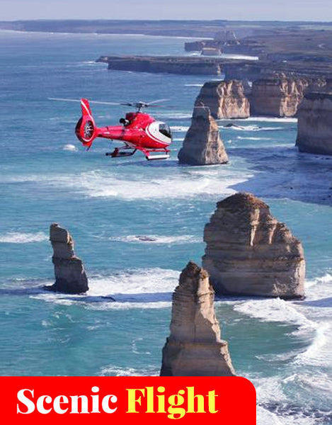 Great Ocean Road Scenic Flight (12 Apostles)