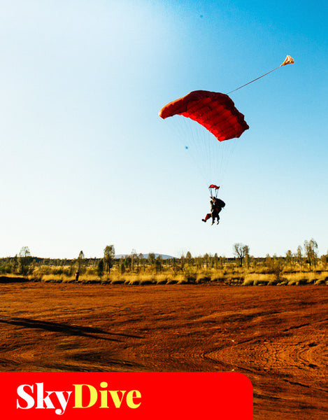 Skydive Uluru - 12000 ft