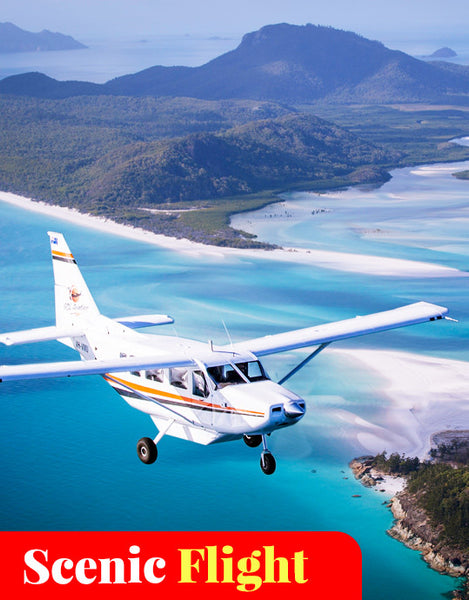 Whitsunday Island & Reef Explorer Scenic Flight