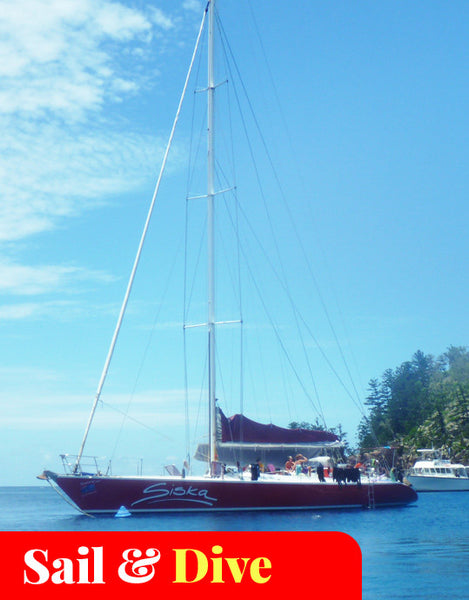 2-Days/1-Night Maxi Yacht Sailing Whitsundays (Siska)