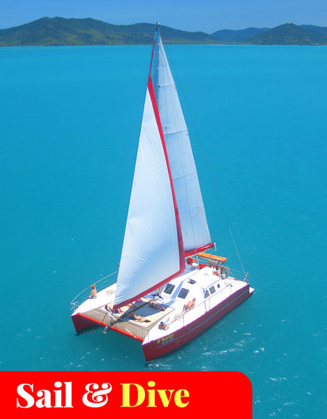 2-Days/2-Nights Catamaran Sailing (Tongarra)