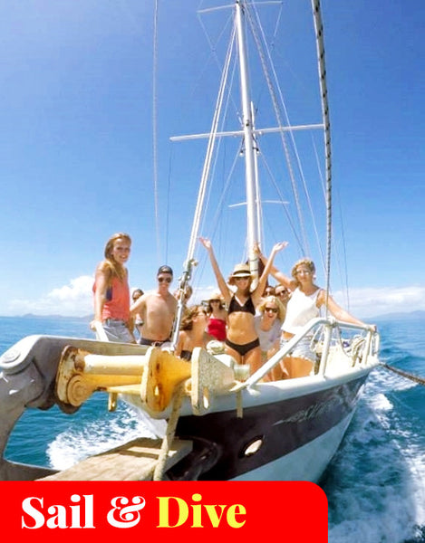 2-Days / 1-Night Maxi Yacht Sailing (SV Whitehaven)