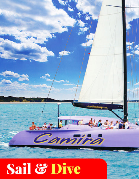 1-Day Sailing Adventure Whitsundays (Camira)