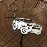 Toyota 4Runner Side Keychain