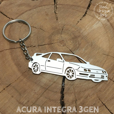 Acura Integra 3Gen Side Keychain
