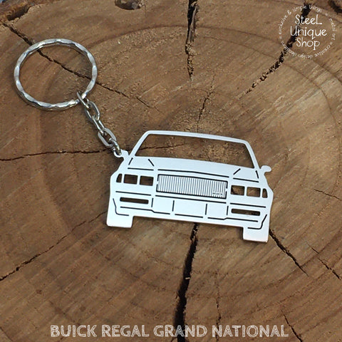 Buick Regal Grand National Keychain
