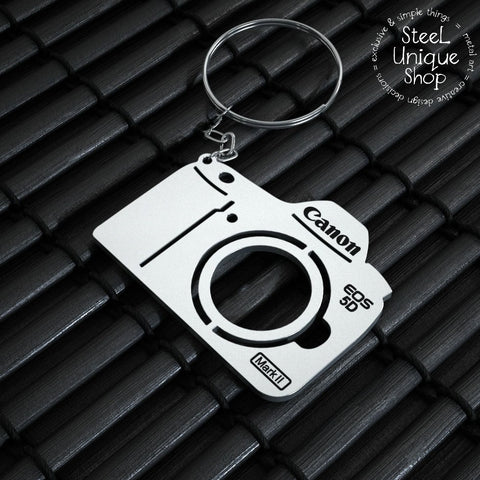 Canon 5D Mark II Camera Keychain