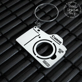 Canon 5D Mark III Camera Keychain