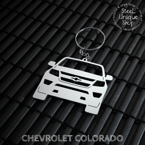 Chevrolet Colorado Keychain