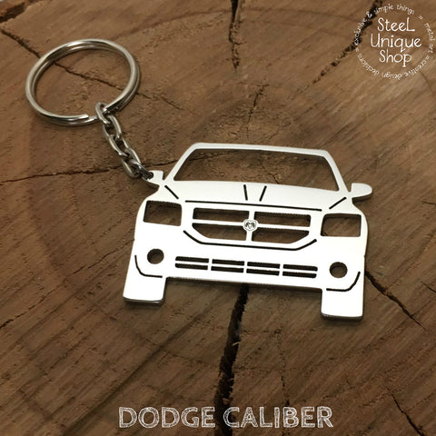 Dodge Caliber Keychain