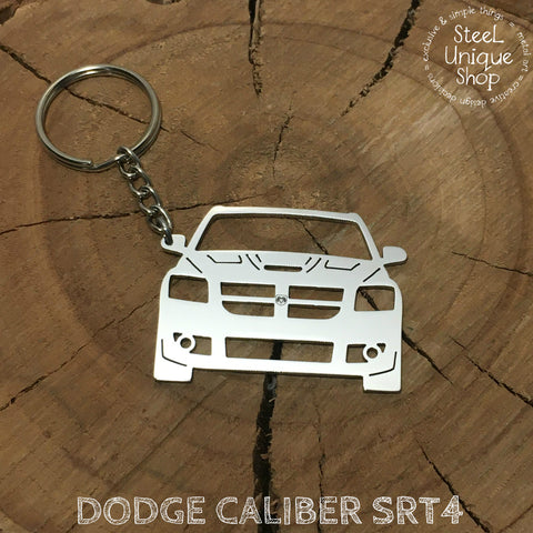 Dodge Caliber SRT4 Keychain