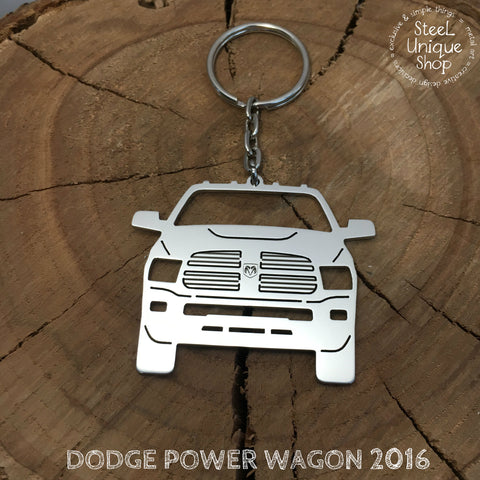 Dodge Ram Power Wagon 2016 Keychain