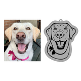 Dog Keychain Custom Order