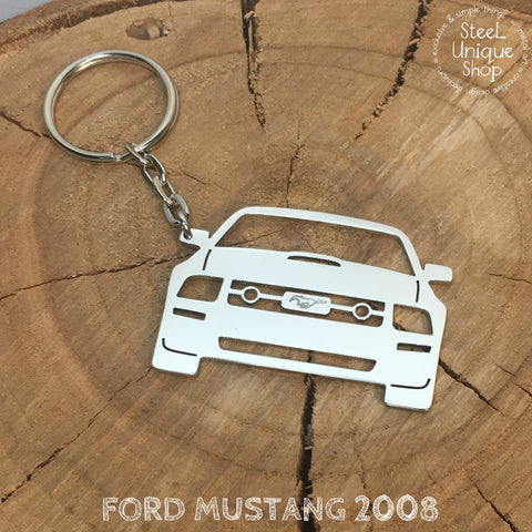 Ford Mustang 2008 Keychain
