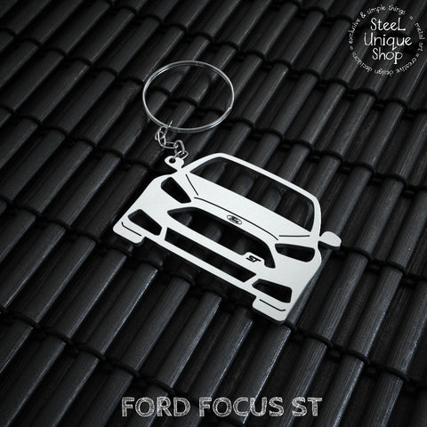 Ford Focus ST 2016 Keychain