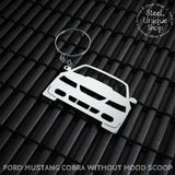 Ford Mustang Cobra Keychain
