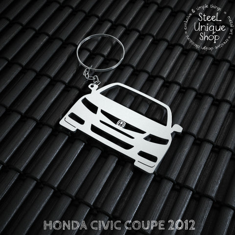 Honda Civic Coupe 2012 Keychain