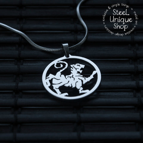 Shotokan Karate Tiger Pendant