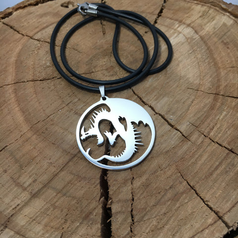 Sharp Class Symbol HTTYD Keychain or Pendant