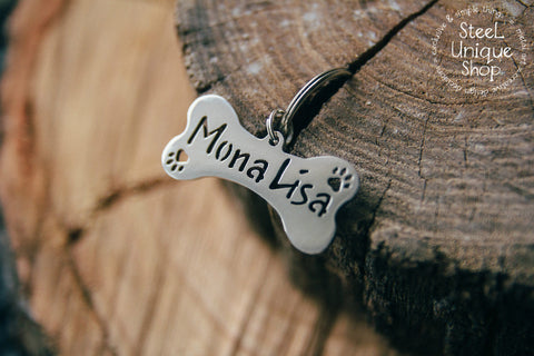Custom Pet Dog Tag