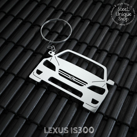 Lexus IS300 Keychain