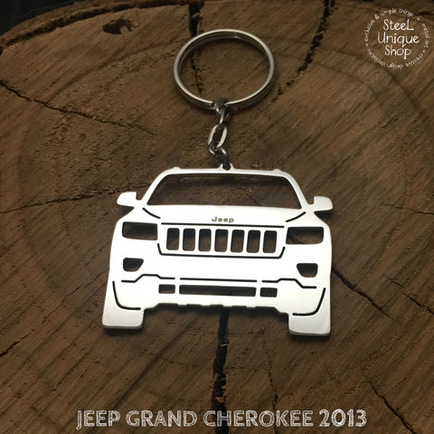 Jeep Grand Cherokee 2013 Keychain
