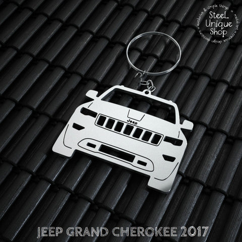 Jeep Grand Cherokee 2017 Keychain