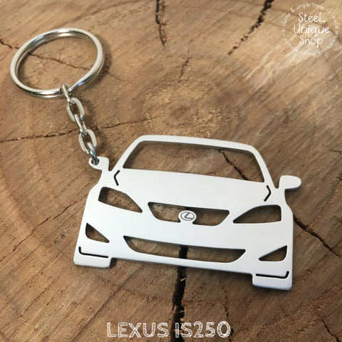 Lexus IS250 Keychain