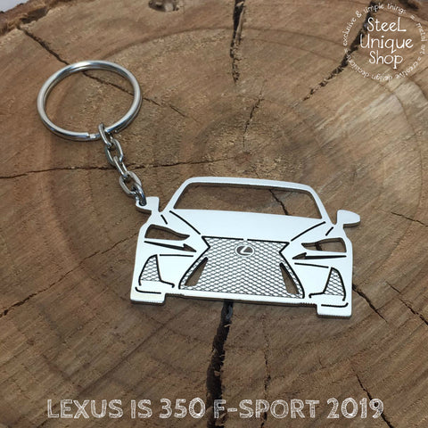 Lexus IS350 F Sport 2019 Keychain