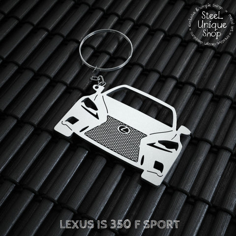 Lexus IS350 F Sport Keychain