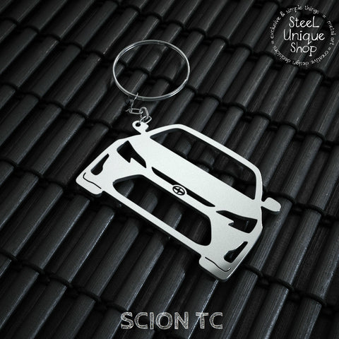Scion TC 2014 Keychain