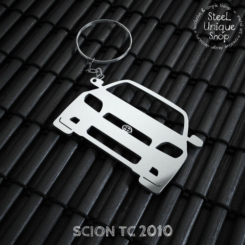 Scion TC 2010 Keychain