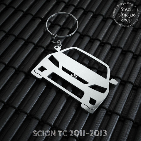 Scion TC 2011 Keychain