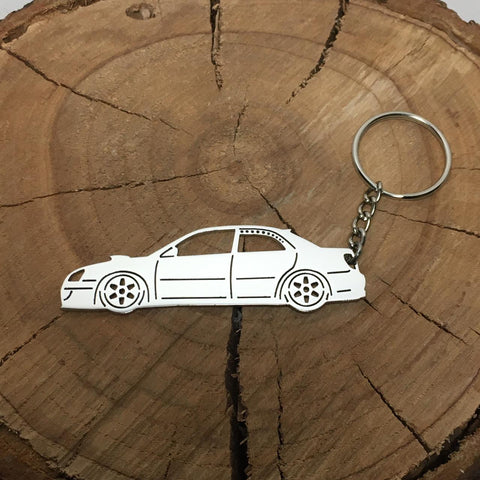 Custom car Keychain