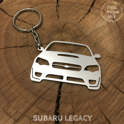 Subaru Legacy Keychain Version 1