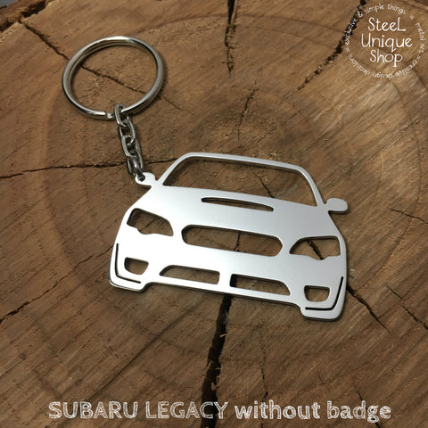 Subaru Legacy Keychain Version 2