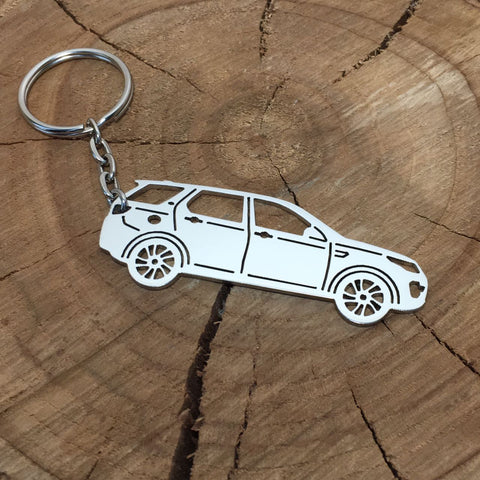 Land Rover Discovery Sport Side Keychain