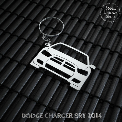 Dodge Charger SRT 2011 Keychain
