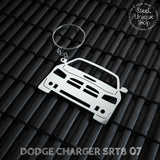 Dodge Charger SRT8 Keychain